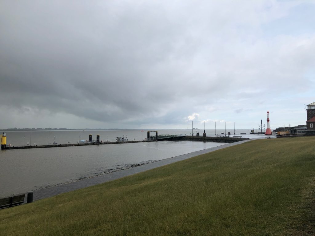 Bremerhaven seafront